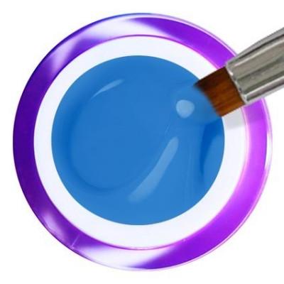 Gel Painting Nº 23 - Blue Sky