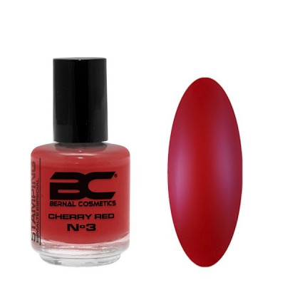 BC Stamping Lac Nº 03 - Red