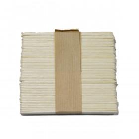 Depresores de madera - Lote 50 unidades