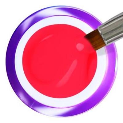 Gel Painting Nº 11 - Light Red