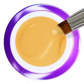 Gel Painting Nº 14 - Mustard