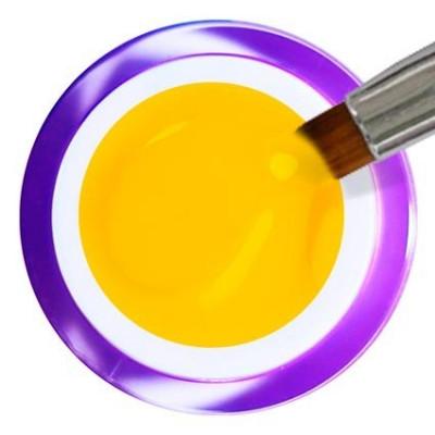 Gel Painting Nº 15 - Yellow