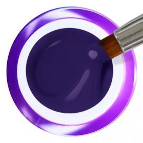 Gel Painting Nº 20 - Purple