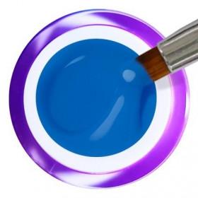Gel Painting Nº 24 - Blue