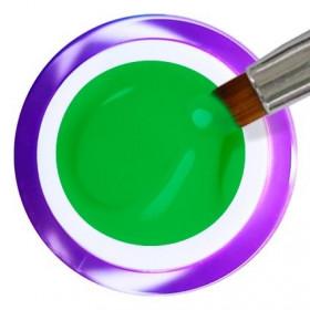 Gel Painting Nº 29 - Neon Green