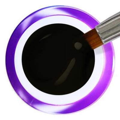 Gel Painting Nº 34 - Black