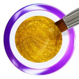 Gel Painting Nº 37 - Gold