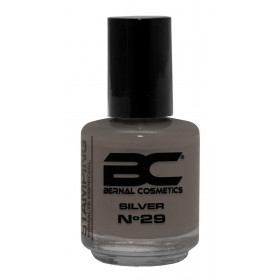 BC Stamping Lac Nº 29 - Silver