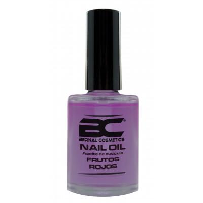 BC Nail Oil Frutos Rojos- 15ml