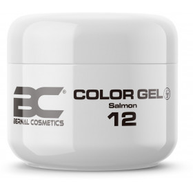 BC Color Gel Nº 12 - Salmon - 5ml