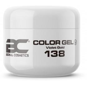 BC Color Gel N° 138 - Violet Gold - 5ml
