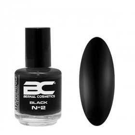 BC Stamping Lac Nº 02 - Black
