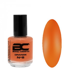 BC Stamping Lac Nº 08 - Orange