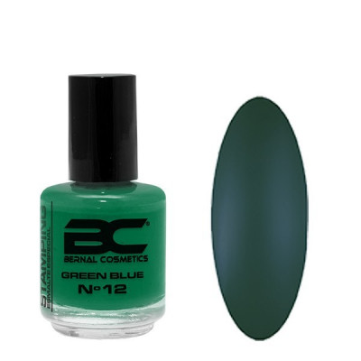 BC Stamping Lac Nº 12 - Green Blue