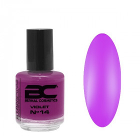 BC Stamping Lac Nº 14 - Violet