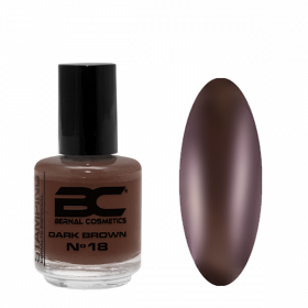 BC Stamping Lac Nº 18 - Dark Brown