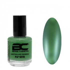 BC Stamping Lac Nº 25 - Metallic Green