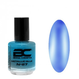BC Stamping Lac Nº 27 - Metallic Blue