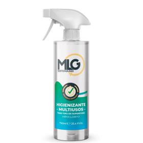 Higienizante Multiusos 100% sin Alcohol para Superficies - 1000ml