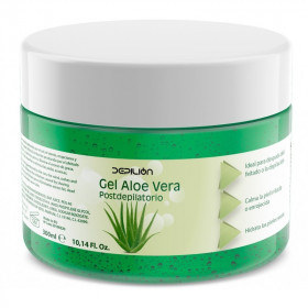Gel Postdepilatorio Aloe Vera - 300ml