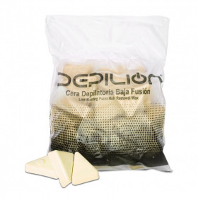 Cera en Pastillas para Depilación (Opal) - 1Kg