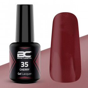 BC Gel Lacquer Nº 35 - Cherry - 15ml
