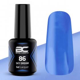 BC Gel Lacquer Nº86 - Sky Dream - 15ml
