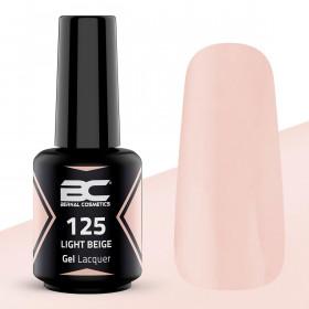 BC Gel Lacquer Nº125 - Light Beige - 15ml