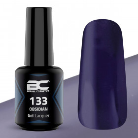 BC Gel Lacquer Nº133 - Obsidian - 15ml