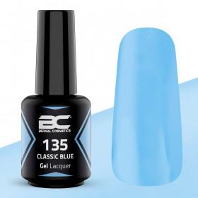 BC Gel Lacquer Nº135 - Classic Blue - 15ml