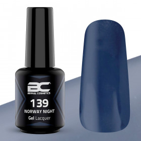 BC Gel Lacquer Nº139 - Norway night - 15ml