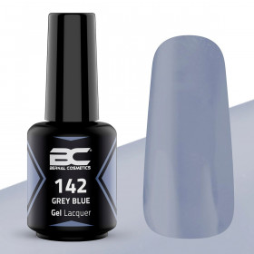 BC Gel Lacquer Nº142 - Grey Blue - 15ml