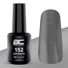 BC Gel Lacquer Nº152 - Anthracite  - 15ml