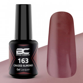 BC Gel Lacquer Nº163 - Crazed Almond - 15ml