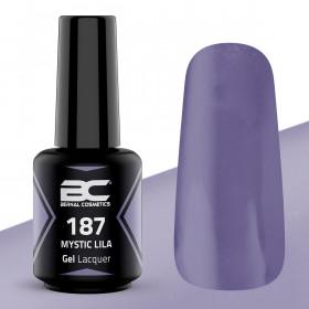 BC Gel Lacquer Nº187 - Mystic Lila - 15ml