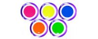 BC Color Geles Neon